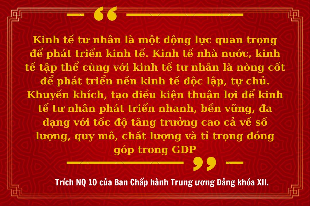 Niềm tin, kỳ vọng vào doanh nghiệp tư nhân và khát vọng doanh nhân Việt - Ảnh 4