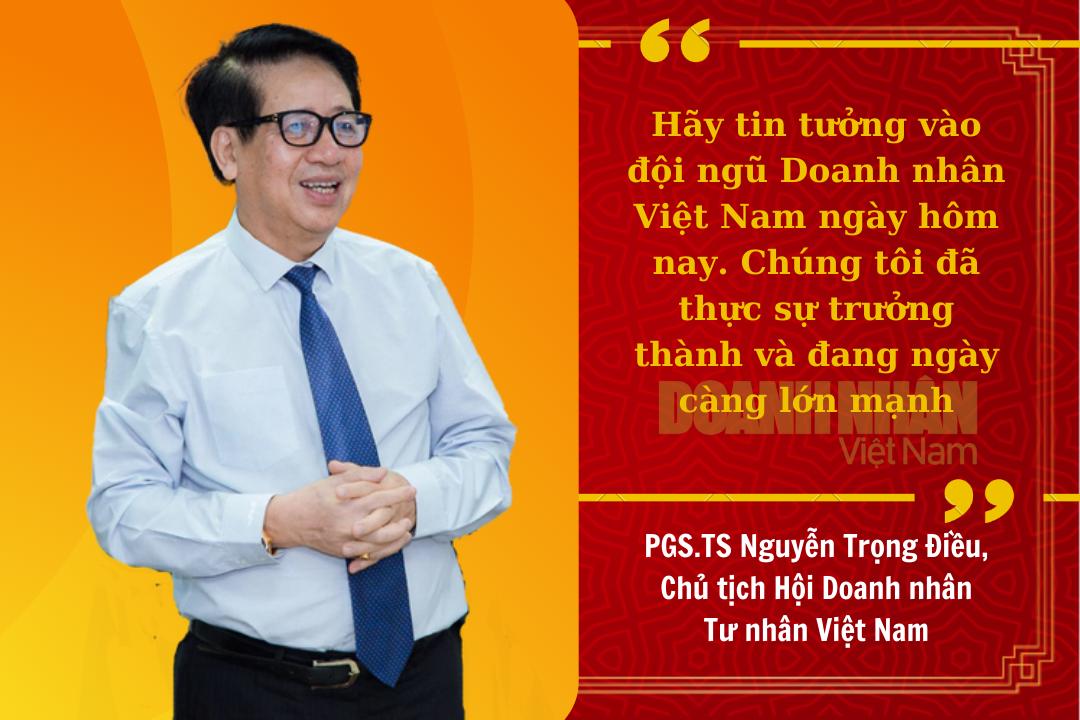 Niềm tin, kỳ vọng vào doanh nghiệp tư nhân và khát vọng doanh nhân Việt - Ảnh 10
