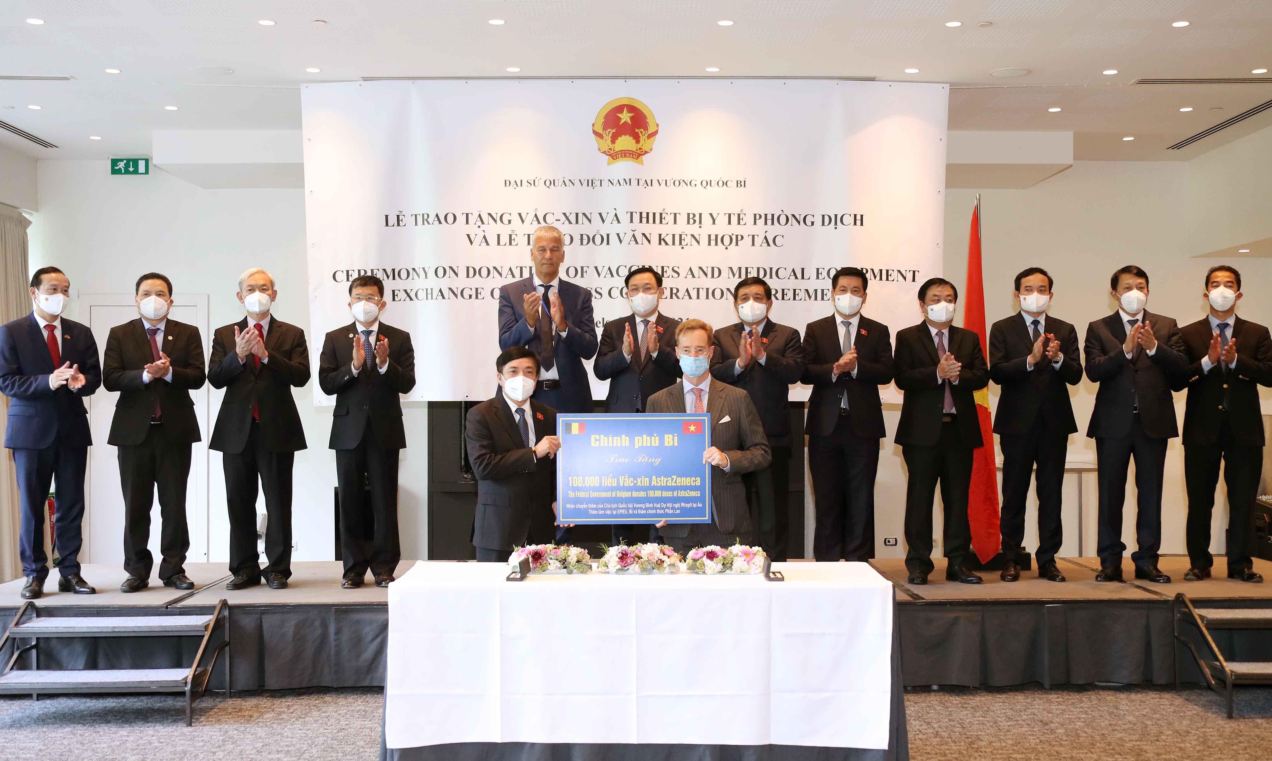 Chuyến đi mang về hàng chục tỉ USD và tầm nhìn chiến lược của Chủ tịch Quốc hội Vương Đình Huệ - Ảnh 7