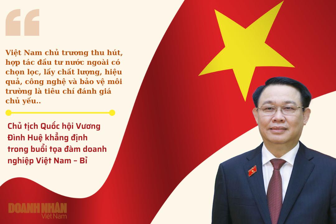 Chuyến đi mang về hàng chục tỉ USD và tầm nhìn chiến lược của Chủ tịch Quốc hội Vương Đình Huệ - Ảnh 17