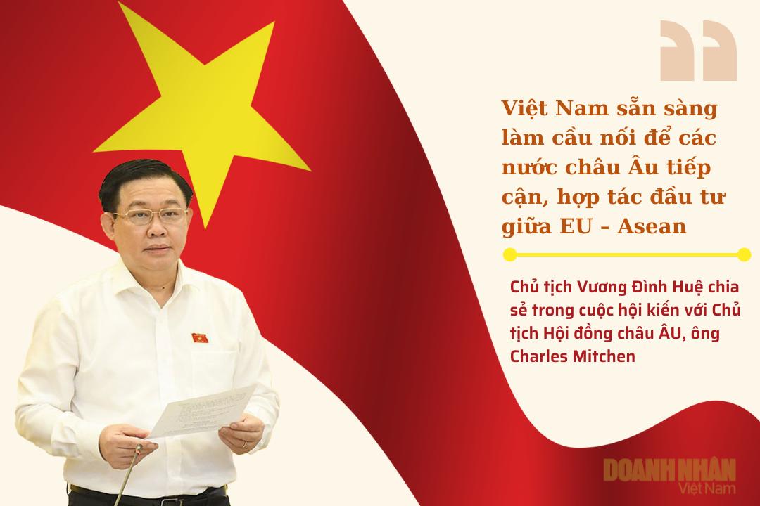 Chuyến đi mang về hàng chục tỉ USD và tầm nhìn chiến lược của Chủ tịch Quốc hội Vương Đình Huệ - Ảnh 14