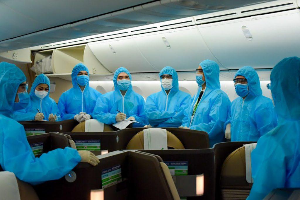 Bamboo Airways sẽ thực hiện chuyến bay đưa công dân EU tại Việt Nam về Ý vào ngày 12/6/2021